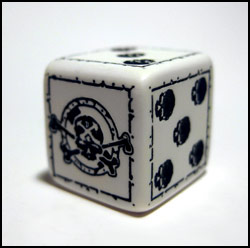 B&C Dice from Q-workshop.