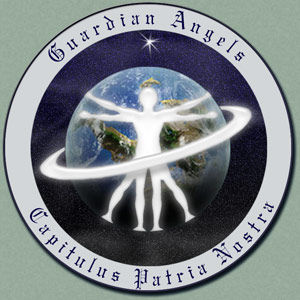 Guardian Angels logo.