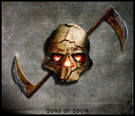 Sons of Doom insignia